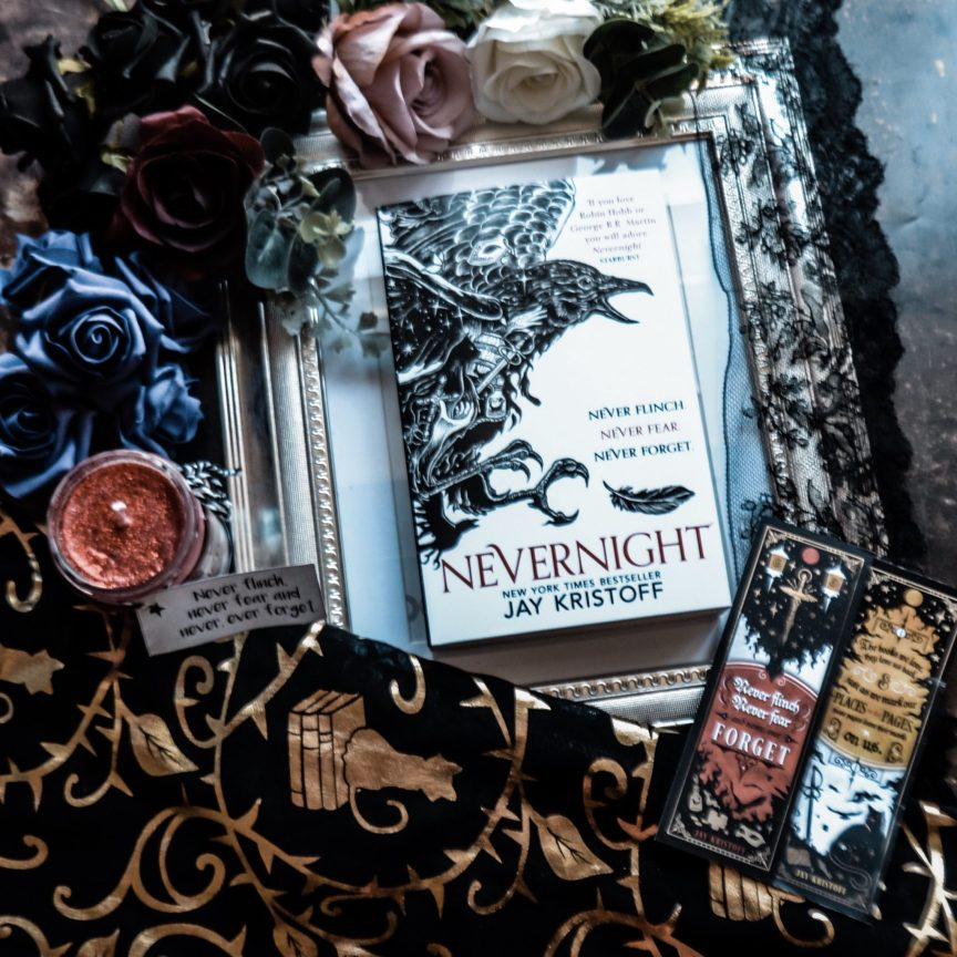 nevernight by jay kristoff book review