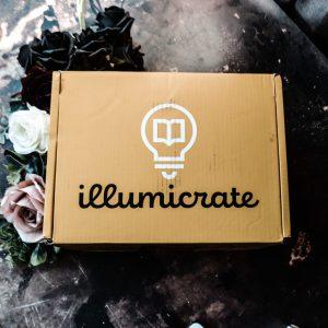 illumicrate book box unboxing