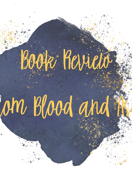Why Reading From Blood and Ash will make 2020 better