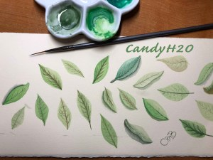 leaves-watercolors-candyh2o