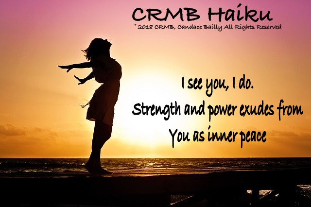 Woman – Strength – Haiku