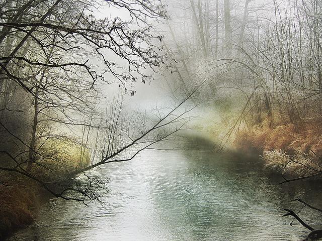 Frozen Ground, Fog