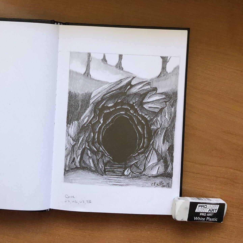 Sketch – Cave