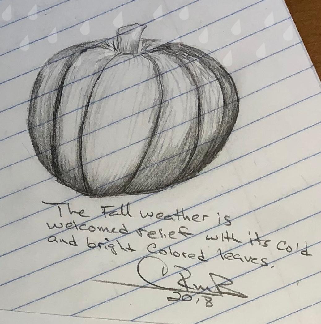 Fall Weather – Haiku