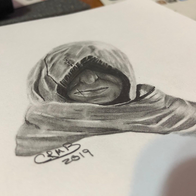 Assassin – Sketch