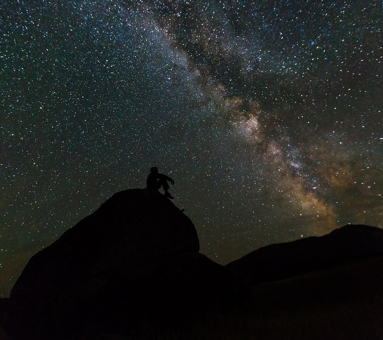 Astronaut – Haiku