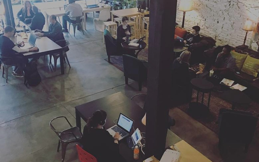 Why join a coworking space?