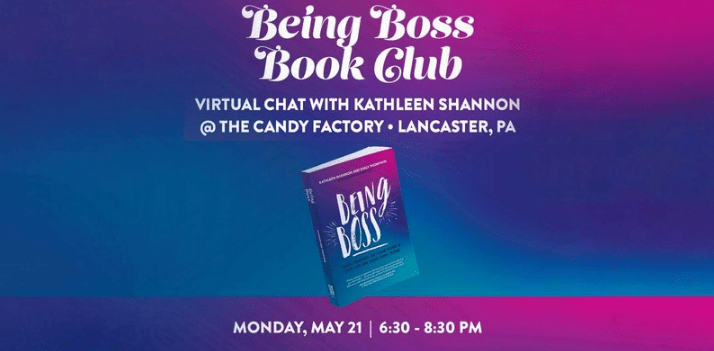 Being Boss by Emily Thompson and Kathleen Shannon
