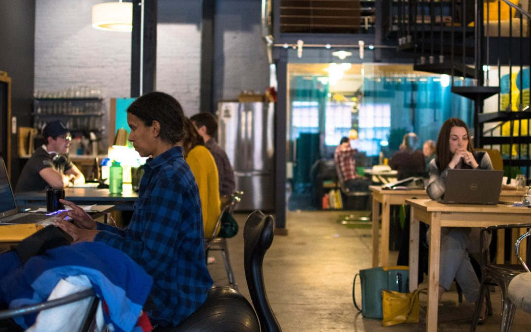 Take Advantage of the Benefits of Coworking