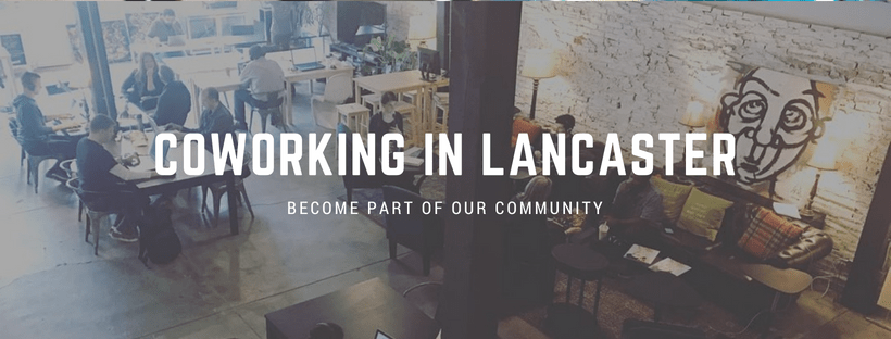 Coworking at The Candy Factory in Downtown Lancaster is more than just a desk, we're a community making an impact.