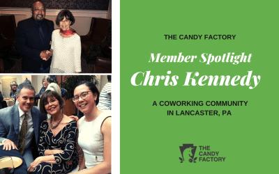 Member Spotlight:  Chris Kennedy – building a Kick-Ass 2nd half of life…