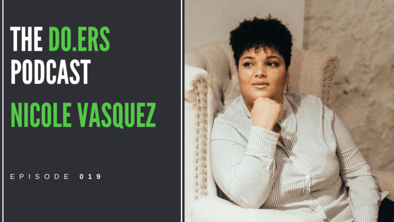 DO.ERS 019 Ethical clothes and blazin' chicken with Nicole Vasquez