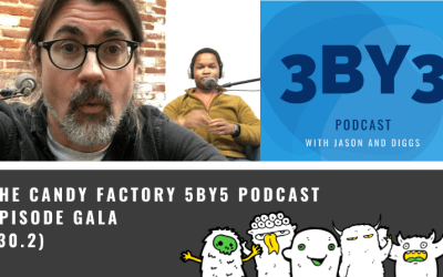 3BY3 Ep. 30.2 – Episode Gala
