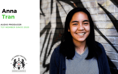 Member Highlight – Anna Tran