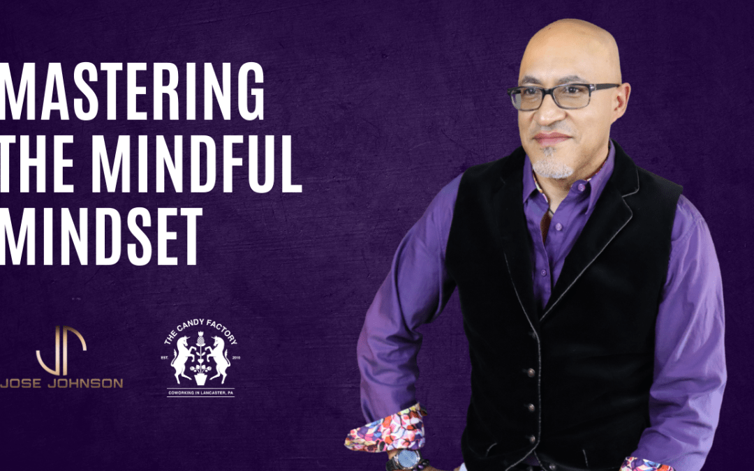 Mastering the Mindful Mindset Ep. 4 Word Power