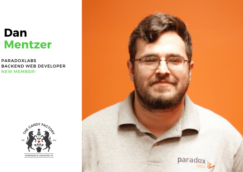New Member Spotlight – Dan Mentzer