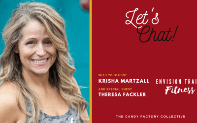 Let's Chat Ep. 9 with Theresa Fackler