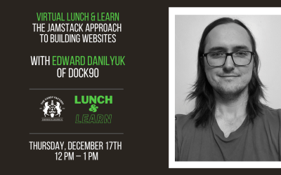 TCF L&L –  Jamstack Approach to Building Websites with Edward Danilyuk