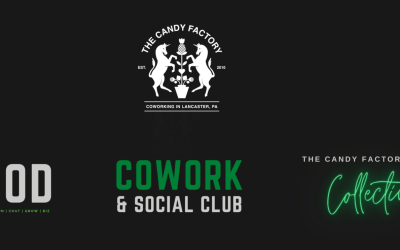 The Candy Factory, Community Impact Coworking, your Lancaster Work & Social Club