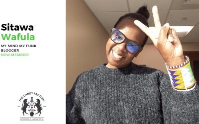 New Member Spotlight – Sitawa Wafula