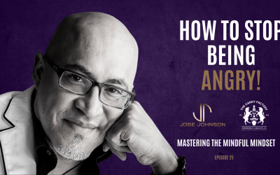 Mastering the Mindful Mindset Ep. 25 – How to Stop Being Angry