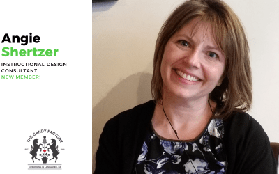 New Member Spotlight – Angie Shertzer