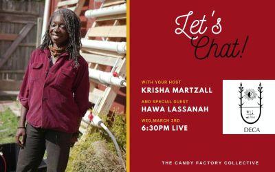 Let's Chat Ep. 13 Hawa Lassanah