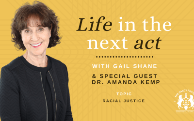 Life in the Next Act Ep. 13 with Dr. Amanda Kemp