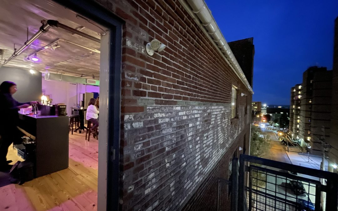 CHILL NIGHT + OPEN MIC = Social Club Events and SIXTH FLOOR VENUE.