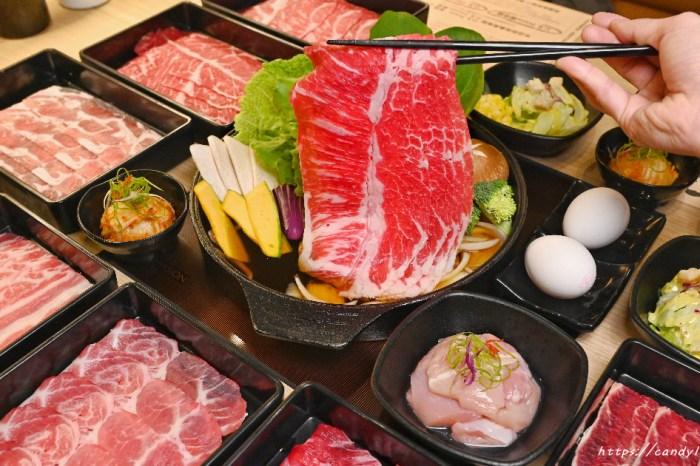 桃園知名壽喜燒進軍台中,品牌超過十年以上,平假日都人潮滿滿,用餐一定要訂位