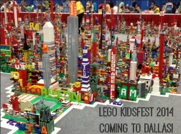 LEGO KidsFest 2014 Coming to Dallas  Win Tickets   Legokidsfest     LEGO KIDS FEST