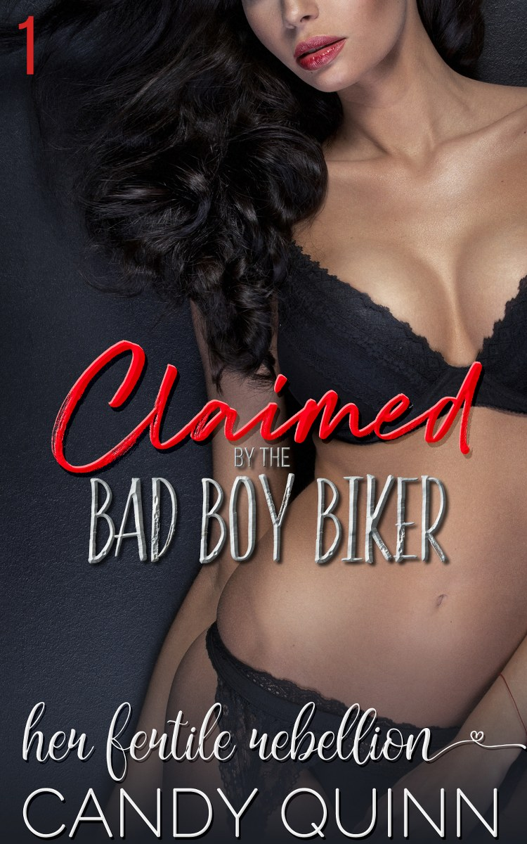 Claimed by the Bad Boy Biker 1