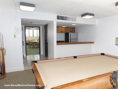 Athena pool room