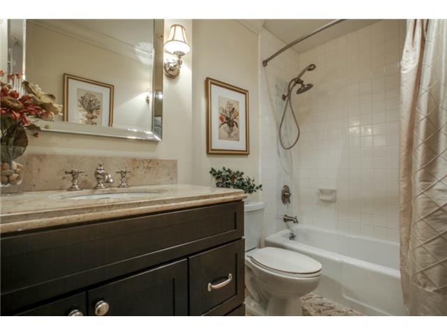 Athena unit 1416 Guest Bath