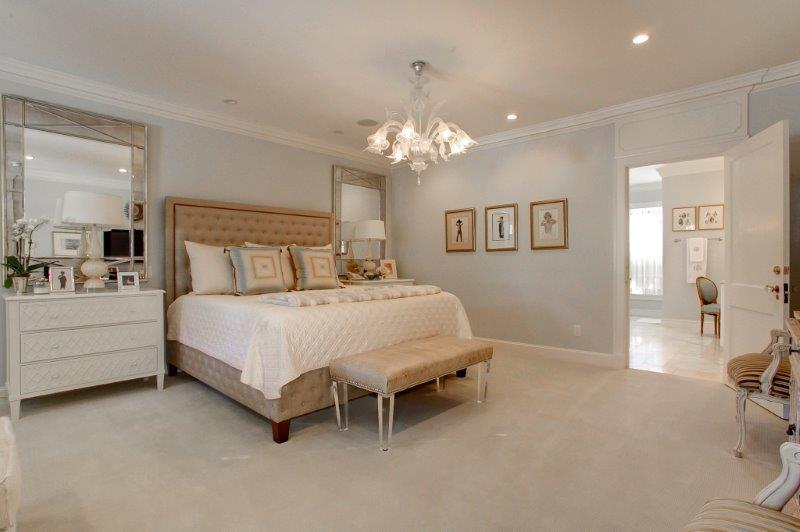 Crestline master bedroom