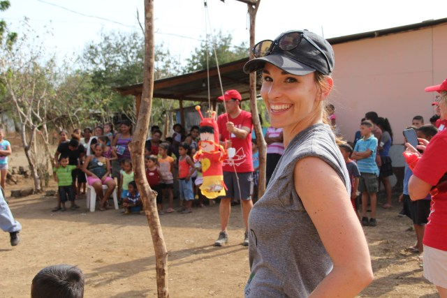 Nathan Grace Realtor Carrie Hill traveled to Nicaragua to help build a home for a needy family.