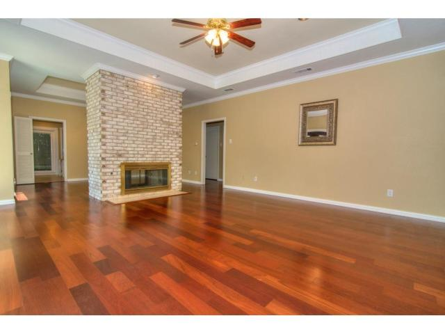 18605 Crownover Court Fireplace