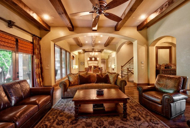 Photo: Tim Jackson Custom Homes