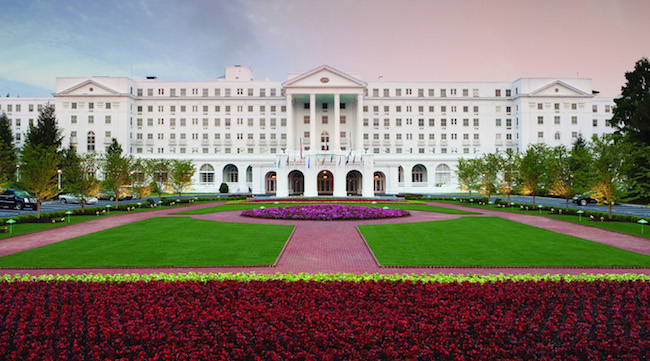Greenbrier Now Open Again To Guests After Jim Justice Shut Down Hotel For Flood Victims Candysdirt Com