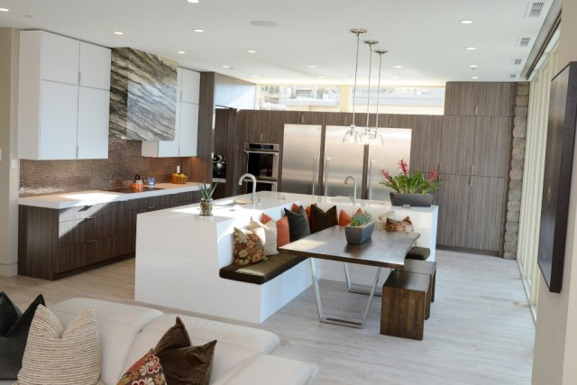 The New American Home at the International Builders Show Photo: Lisa Stewart Photography