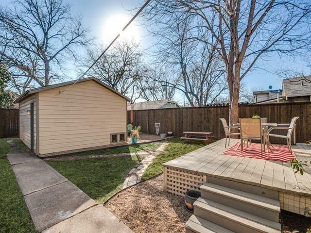 130 N. Edgefield Backyard