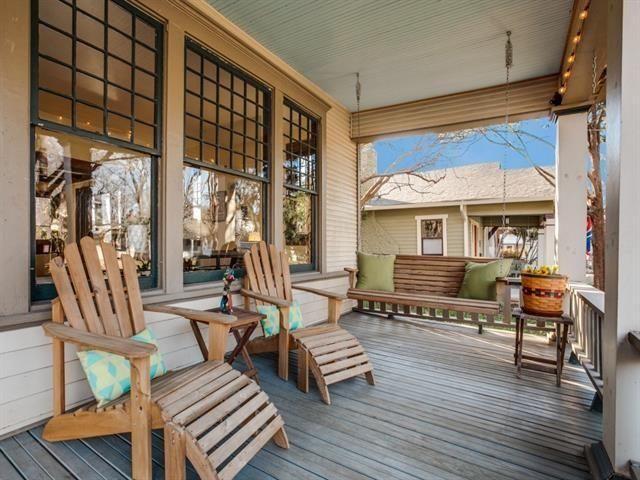 130 N. Edgefield Porch