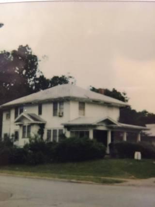 The home at 130 N. Edgefield had been used as a duplex for years, says Sherman. (Photo: Meeka Bain)