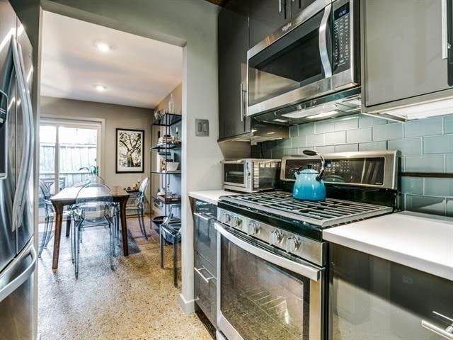 Bud Oglesby Townhome in the Heart of Oak Lawn | CandysDirt.com