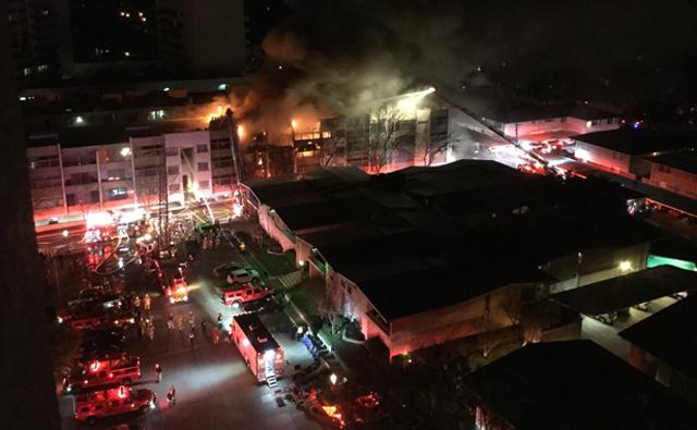 P Place Fire 3