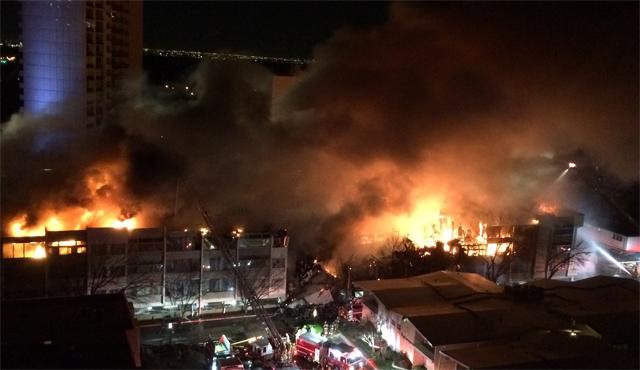 P Place Fire 7