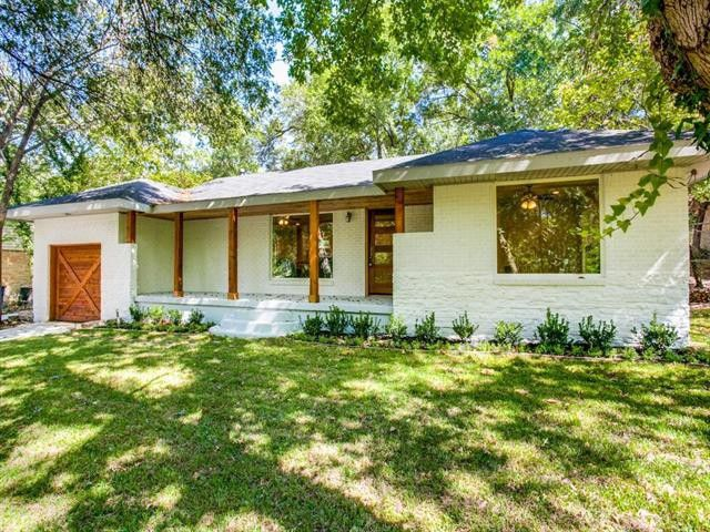 Elevate Your Style at this North Oak Cliff Renovated Home | CandysDirt.com