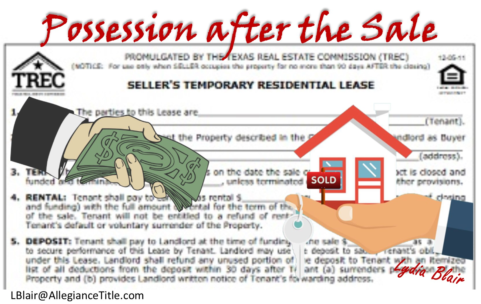 Title Tip How Does a Seller Lease Back Work