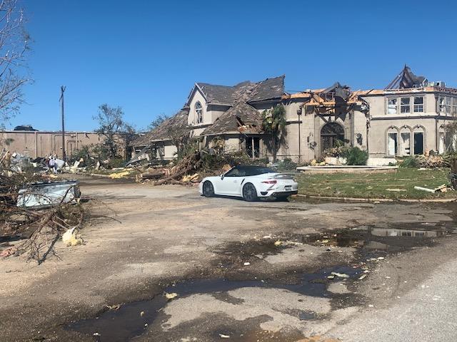 North Dallas Tornado