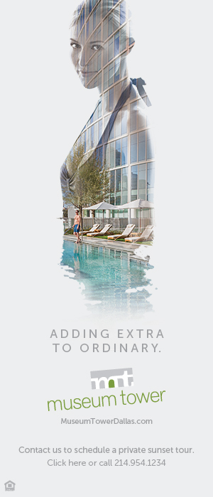 Museum Tower Arts District Neighborhood Ad